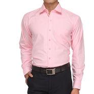 Rico Sordi Full Sleeves Plain Shirt_R016f - Pink