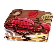 Storyathome Pack of 2 Designer Printed Double Fleece Blanket-CA1209-CA1208