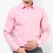 Full Sleeves Cotton Shirt_bbpnksht - Pink