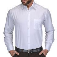 Full Sleeves Cotton Shirt_whtsht - White