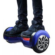 Electric Self Balancing Scooter - Blue
