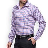 Copperline Cotton Rich Formal Shirt_CPL1150 - Pink Blue