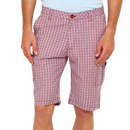Wajbee Cotton Cargo Short For Men_Wma107 - Multicolor