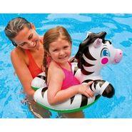 Intex Inflatable Animal Split Rings - Zebra