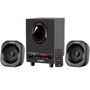 Envent DeeJay 302 2.1 Multimedia Speaker with 6W RMS ( Black )