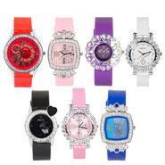 Pack of 7 Adine Wrist Watches For Women_AD50019