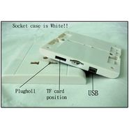 Spy Mini DVR Socket Camera Code 027