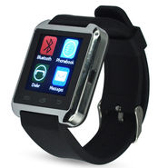 Weston Smart Watch W1(Black)