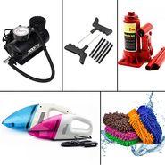 Car Comfort Combo of 5 Accessories