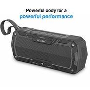 Envent Livefree 530 Water Resistant Bluetooth Speaker (Black)