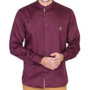 Full Sleeves Shirt For Men_Rcstm - Maroon