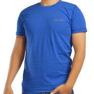 Paul Smith  Cotton Slim Fit Half Sleeves Tshirt_ytpsrbl - Royal Blue