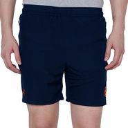 Puma  Plain Regular Fit Shorts_Pumany - Navy