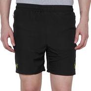 Puma  Plain Regular Fit Shorts_Pumablk - Black