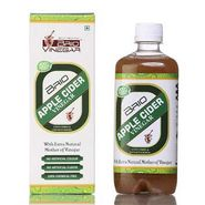 Brio Pack Of 2 Apple Cider Vinegar with Extra Natural Mother of Vinegar - 500ml/pack