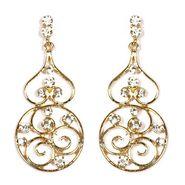 Urthn Attractive Design Earrings _1301630