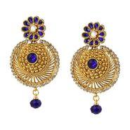 Kriaa Austrian Stone Earrings _1303778