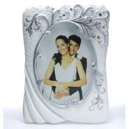 Elegant White Photo Frame-1309-0129