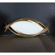 Importwala Ceramic basket SilverCeramic basket Silver-1405-1510