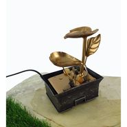 Metal fountain without LED light1412-0520