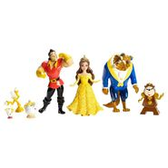 Mattel Disney Princess Beauty and the Beast Story Collection BDK02