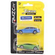 RMZ Die Cast Audi A5 Sportback & Lamborghini Gallardo LP570 4 Car Toys Blue & Green - Pack Of 2 (4895065058389)