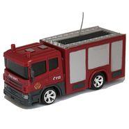 AdraxX Toy Fire Engine Playset - Green