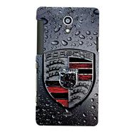 Snooky Digital Print Hard Back Case Cover For Sony Xperia T Lt30p Td12371