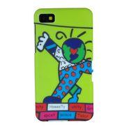 Snooky Designer Hard Back Case Cover For Blackberry Z10 Td13069