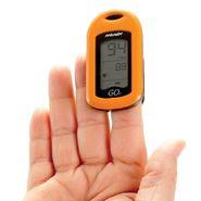 Nonin GO2-9570 LCD Pulse Oximeter-Orange