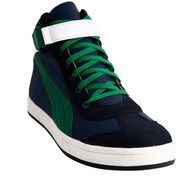 Bacca bucci Canvas  Casual Shoes 986 - Black &Green
