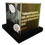 Apeksha Arts Bollywood Dialogues Lamp-AANL2001-17