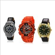 Pack of 3 Anno Dominii Men & Women Watches_Ad109