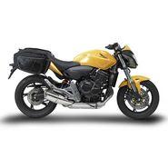 Bike Side Leather Bag Look Box Type-AF1632