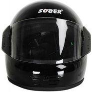 Mototrance AF2051 Autofurnish (SR-101) Sober Rodick Fireblaze Multi Graphics Full Face Helmet (Black_Large)