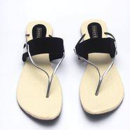 Azores Womens Black Sandals -Azf_Sb