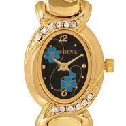 Adine AD-102 Wrist Watch - Black