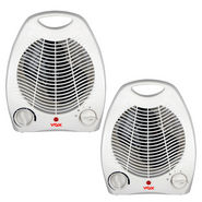 Set of 2 Portable Room Heater