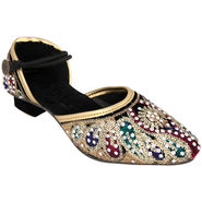 Azores Womens Maroon Sandals -Azf_6M