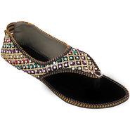 Azores Womens Maroon Sandals -Azf_7M