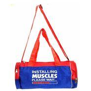 Protoner Gym Bag - Installing Muscles Please Wait
