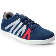 Bacca Bucci PU Blue Casual Shoes -Bbmb3153B