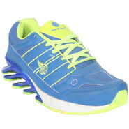 Bacca Bucci Mesh Blue Sports Shoes -Bbmg8025B