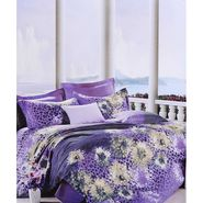 Amore Double BedSheet With 2 Pillow Cover-BDE19