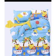 Amore Double BedSheet With 2 Pillow Cover-BDE35
