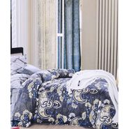 Amore Double BedSheet With 2 Pillow Cover-BDE42