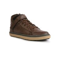 Bacca bucci TPR Boot 938-velcro flapper brown-Brown