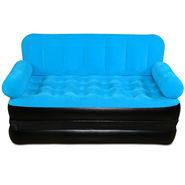 Ultimate Air Sofa Cum Bed-Blue