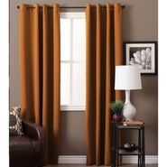 American-Elm Set Of 2 Door Curtain-7 Feet-GL634-34
