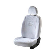 Car Towel Seat Covers for Ford EcoSport - White